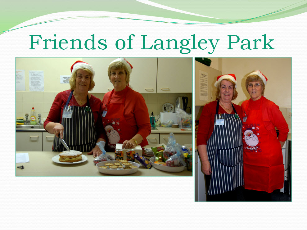 Friends of Langley Park